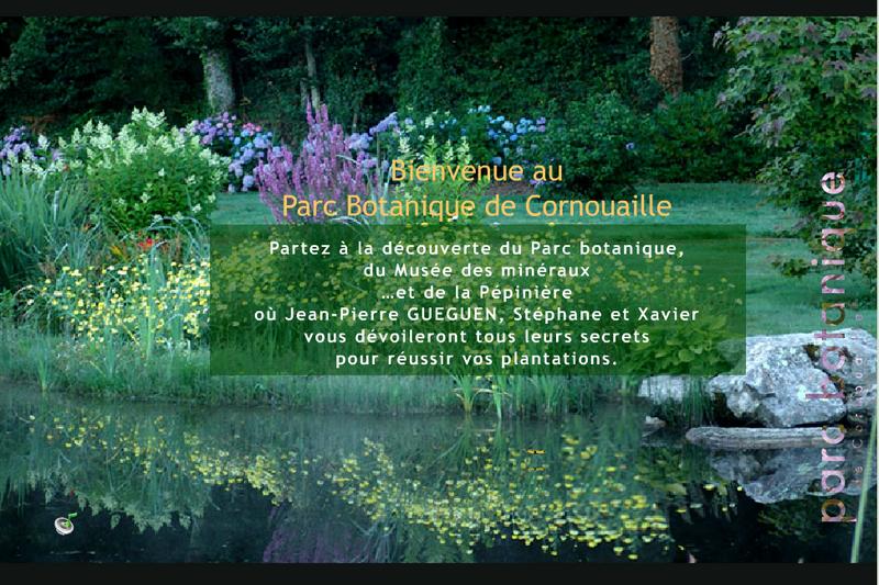 Cornouailles en bretagne un jardin blanc dans l 39 oise - Jardin botanique de cornouaille ...