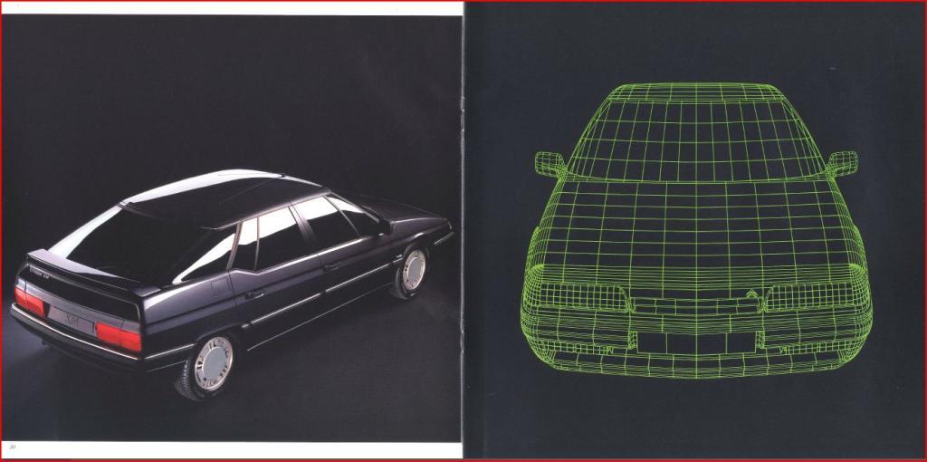 Ctalogue Japonnais de la Citroën XM (N°1) Xm-j12-2bc52c9