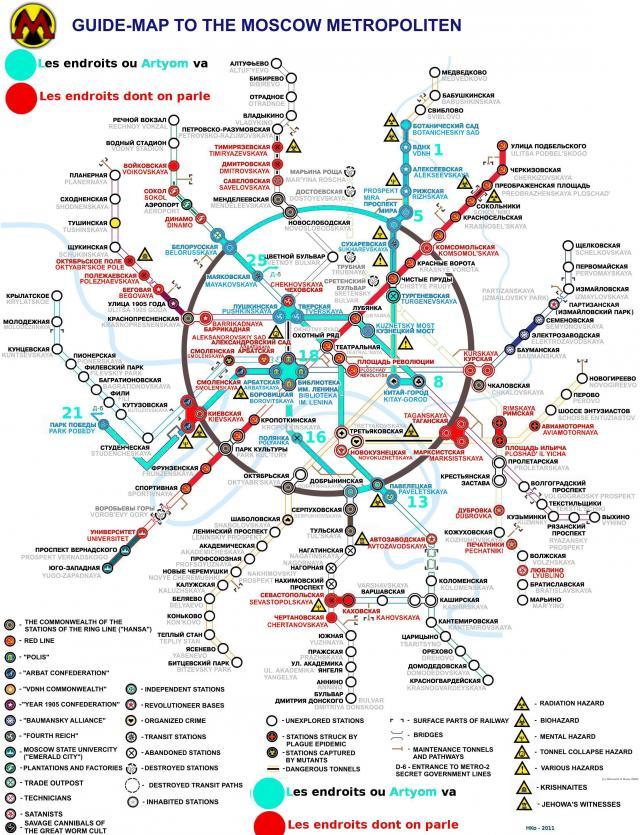 Metro 2033 Carte_2033-2e20023