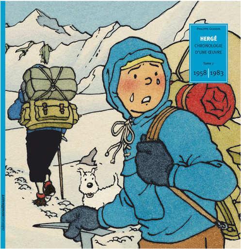 Tintin pleure