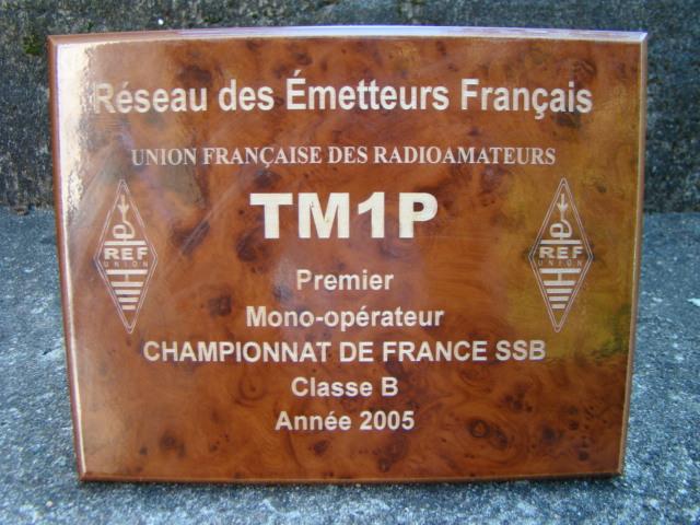 TM1P 1ère place