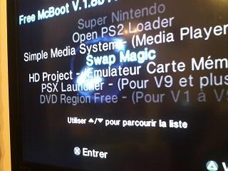 Swap Magic Ps1