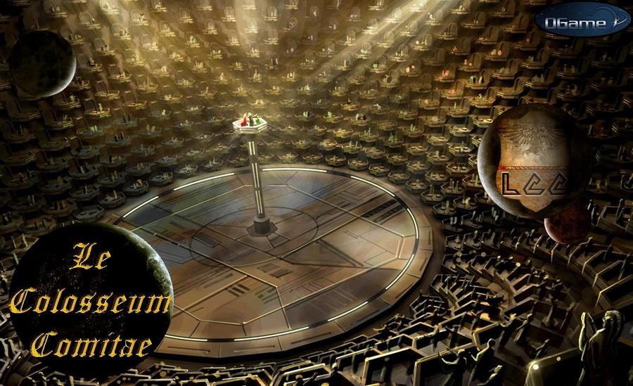 Forum du Colosseum Comitae Ogame Index du Forum