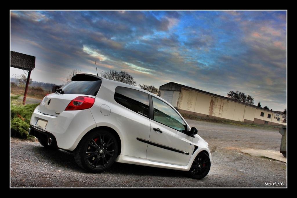 Clio 3 2 Rs Cup 2 0l 16v De Stouf V6 New Daily P42 Rs